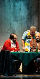 Poker (P. Marber), 2018 – Teatro alle Vigne